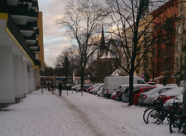 Winter in Kreuzberg