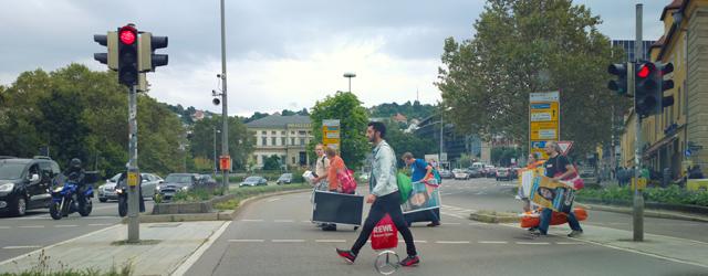 Stuttgarter Kreuzung