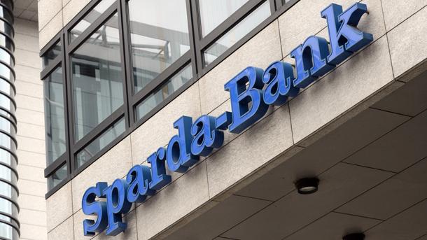 Sparda-Bank Schriftzug