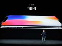Apple stellt iPhone X vor