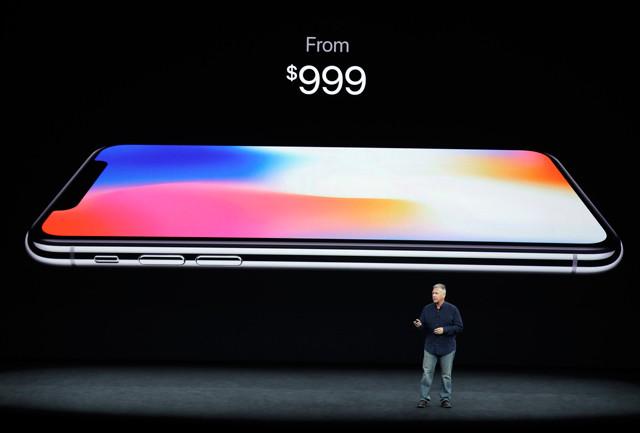 Apple stellt iPhone X vor