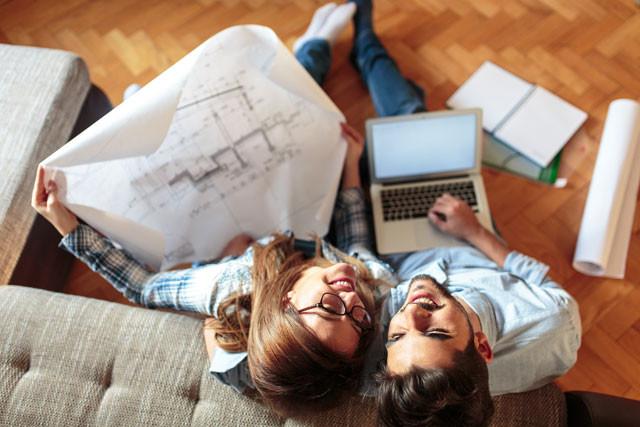 Gemeinsam das eigene Heim planen