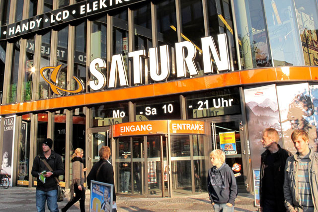 Null-Prozent-Finanzierung bei Saturn