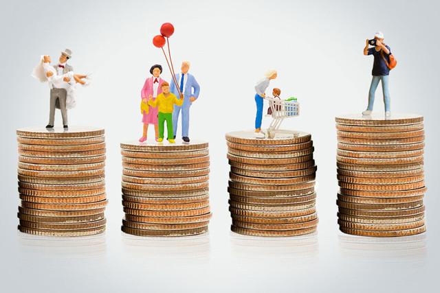 Gehaltsgruppen