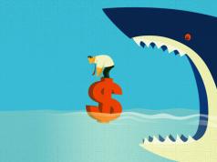 Keine Angst vorm Kredithai