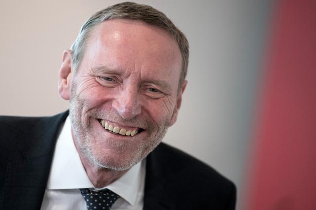 Präsident des Deutschen Sparkassen- und Giroverbandes DSGV Helmut Schleweis