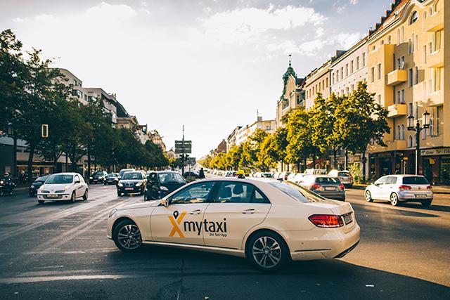 Taxifahren geht zukünftig auch gemeinsam