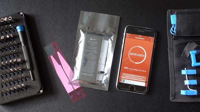 spartrick smartphone selbst reparieren finanztip blog. Black Bedroom Furniture Sets. Home Design Ideas