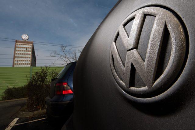 VW-Konzern in Wolfsburg