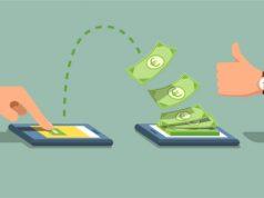 Geld online schnell überweisen