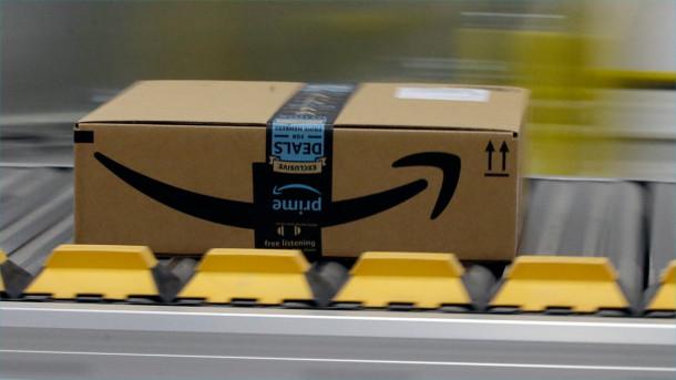 Amazon Prime Paket