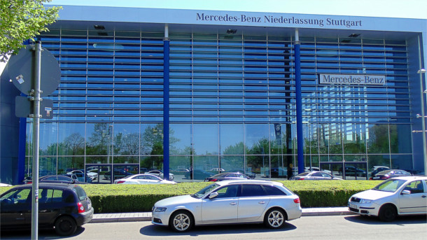 Musterklage gegen Mercedes-Bank