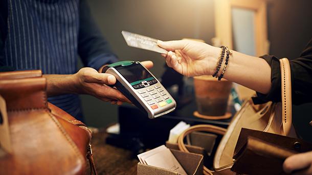 NFC Kreditkarte