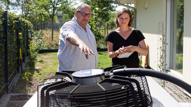 Ralf Lenfert und Ines Rutschmann von Finanztip