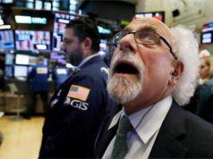 Ein schlechter Tag an der New Yorker Börse.