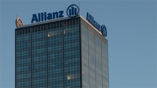 Allianz-Turm in Berlin