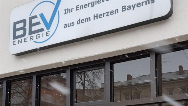 Zentrale der BEV in München