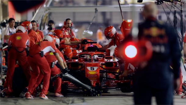 Boxenstopp bei Ferrari – 2018 nicht mehr auf Sky, nun wieder zurück.