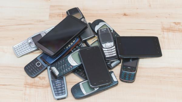 Machen Sie Ihre alten Handys zu Geld