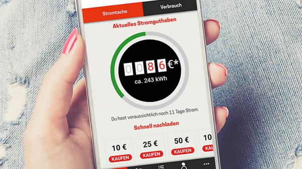 Die Strom-App von Energierevolte