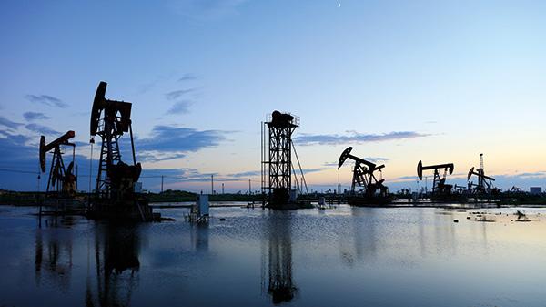 Ölfördertürme