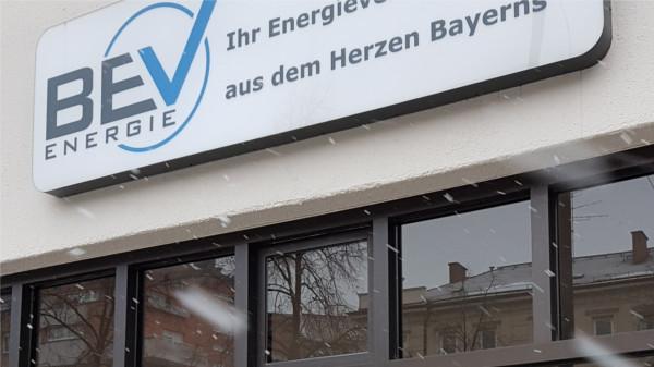 Die ehemalige Zentrale des Energieversorgers BEV.