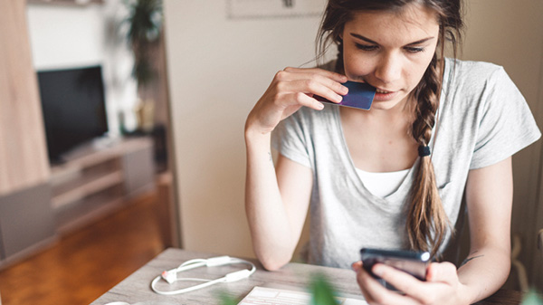 Revolving Kreditkarte