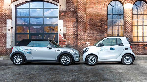 Share Now-Autos