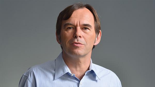 Chefredakteur Hermann-Josef Tenhagen