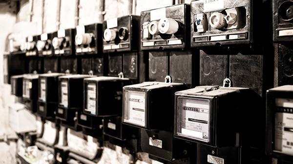 alte Stromzähler