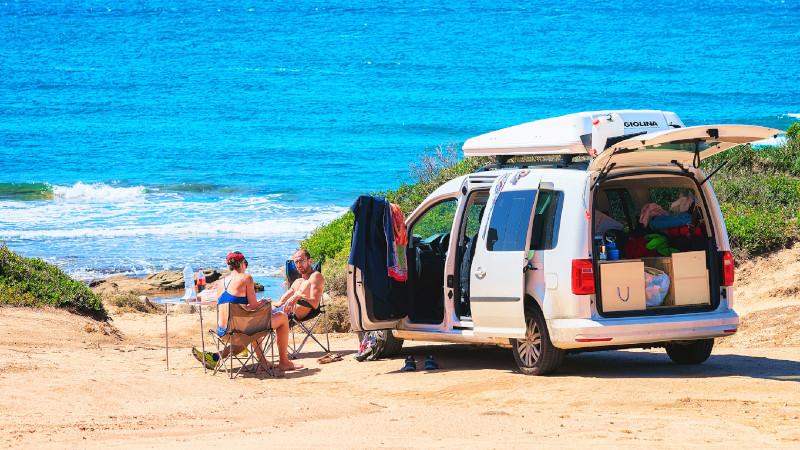 Urlaub mit Auto
