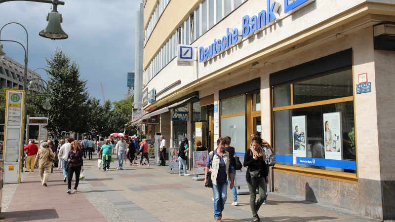 Deutsche Bank-Filiale