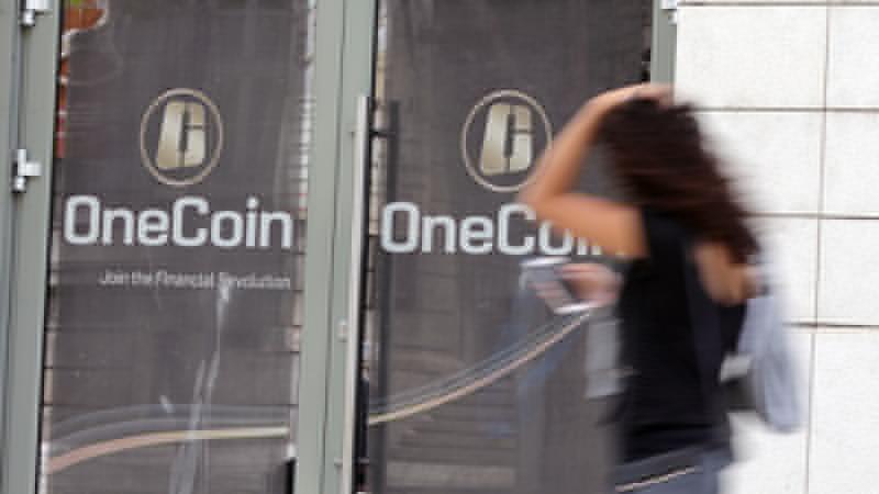 OneCoin Büro in Sofia