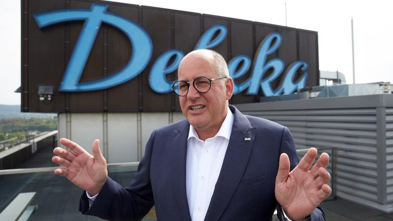 Debeka-Vorstandsvorsitzender Thomas Brahm