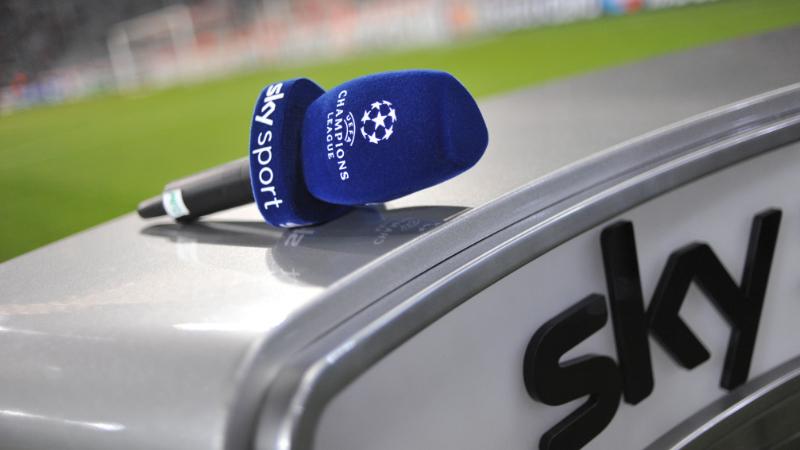 Sky Sport Mikrofon