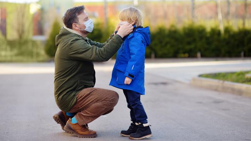 Kind In Quarantäne Eltern Auch