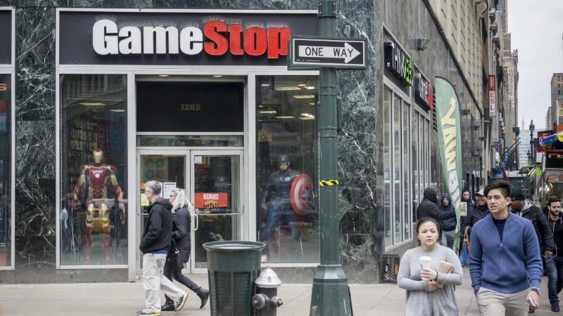 GameStop-Filiale am Broadway