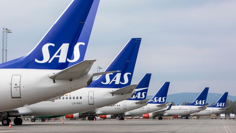Streik bei SAS