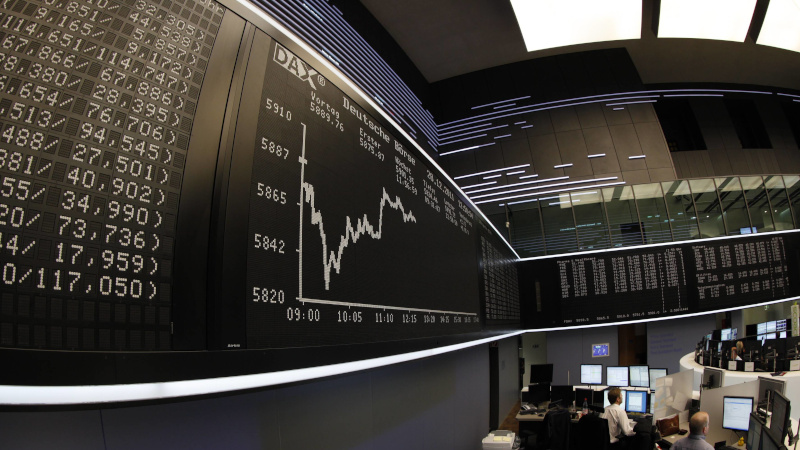 Börsentafel