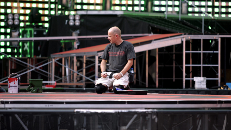 Bühnenbauer