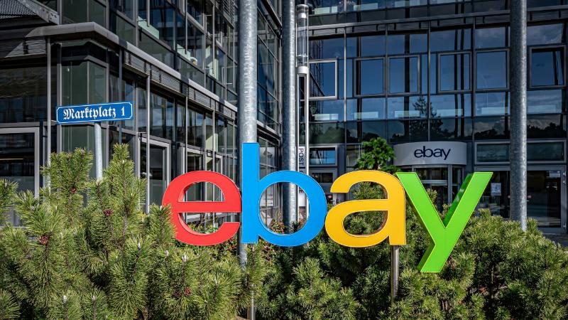 Ebay-Niederlassung in Kleinmachnow