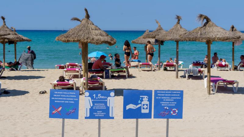 Playa de Palma auf Mallorca