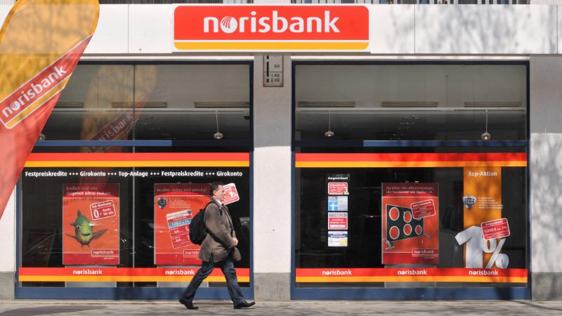 Filiale der Norisbank in Berlin