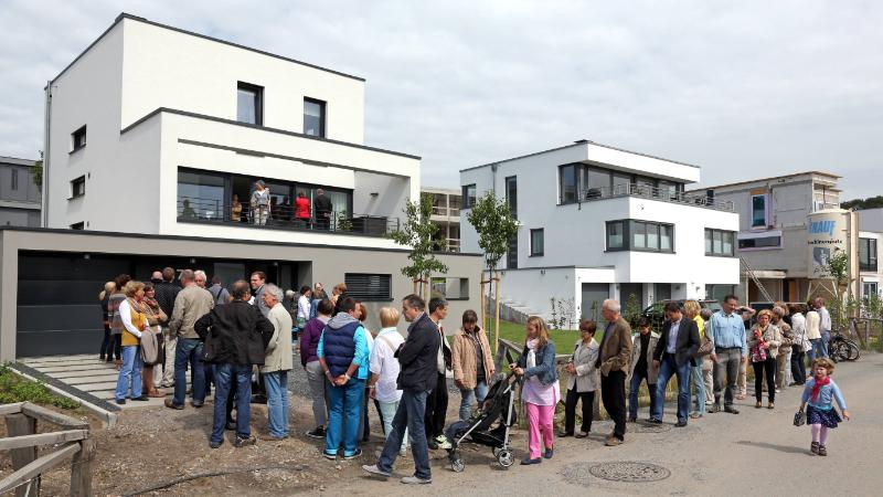 Wohnbesichtigung in Dortmund
