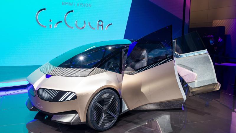 BMW i-Vision Circular