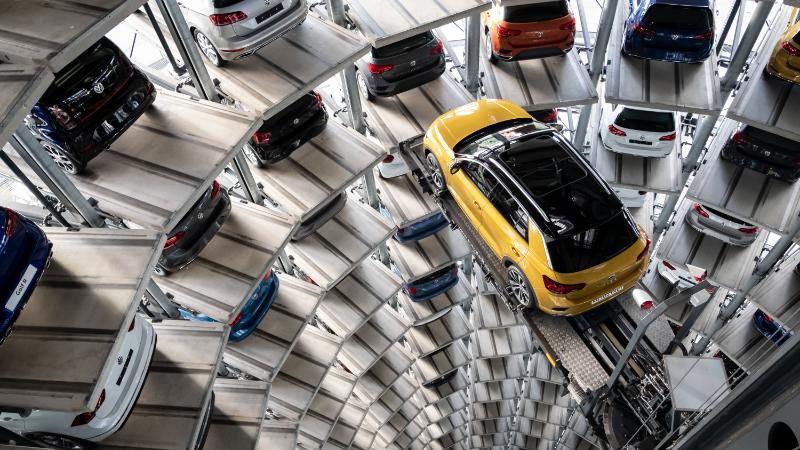 Autoturm