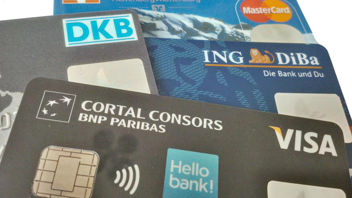 Joker Kreditkarte