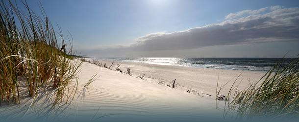 Polnischer Ostsee-Strand