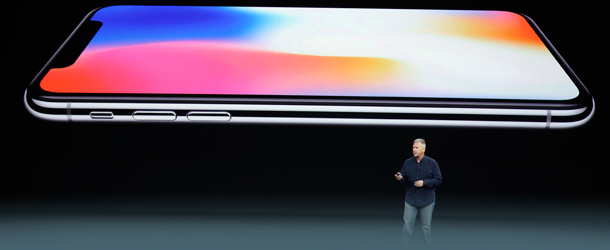 Präsentation iPhone X