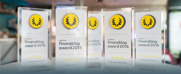 Comdirect-Finanzblog-Award